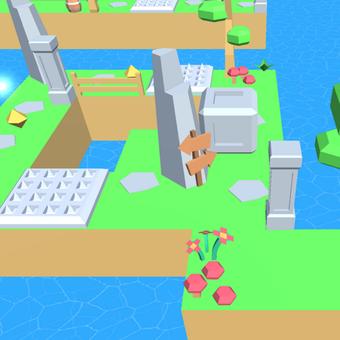 超级陆地冒险3D
