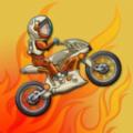 摩托车天空竞速